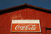 Coca Cola : Coca Cola signs, murals and vintage products, mainly from around the drink's home state of Georgia.